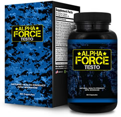 Alpha Force Testo Booster