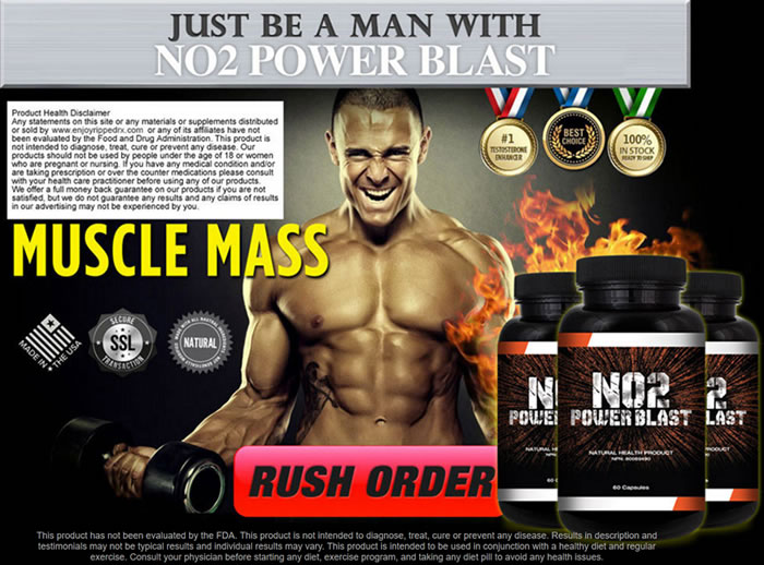 Get on Your Muscle Building Ride with No2 Power Blast